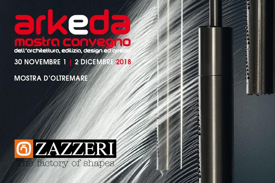 Zazzeri at ARKEDA 2018
